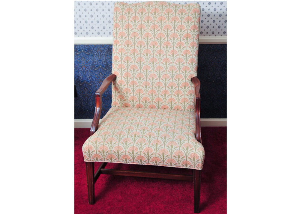 Southwood Federal High Back Lolling Chair ...