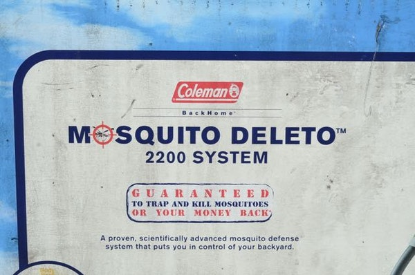 Coleman Mosquito Deleto 2200 System Ebth