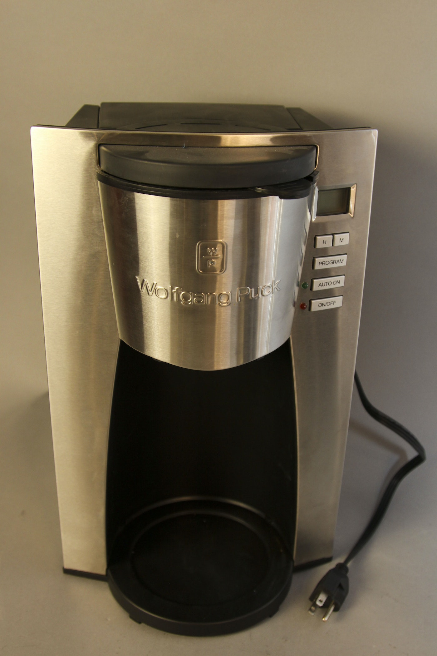 Wolfgang Puck 12-Cup Programmable Coffee Maker : EBTH
