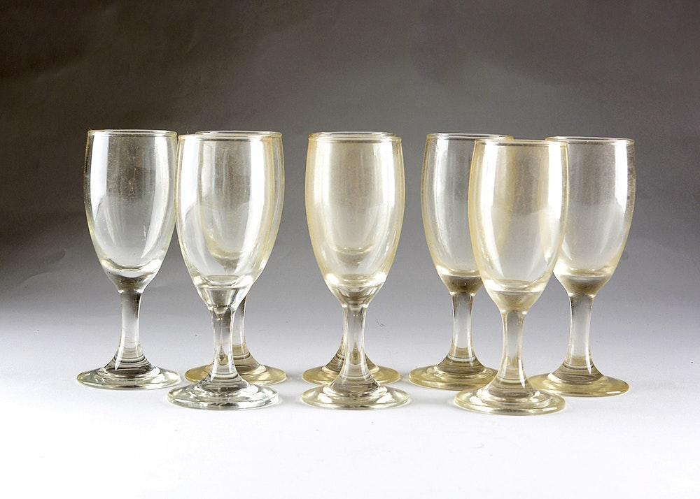 whiskey sour glass set ebth