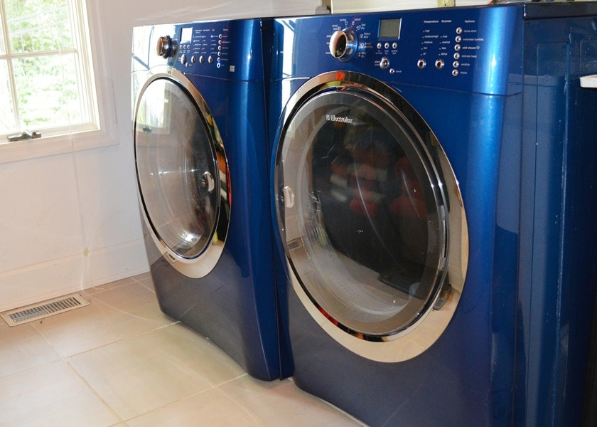 Electrolux Iq Touch Washer And Dryer Ebth