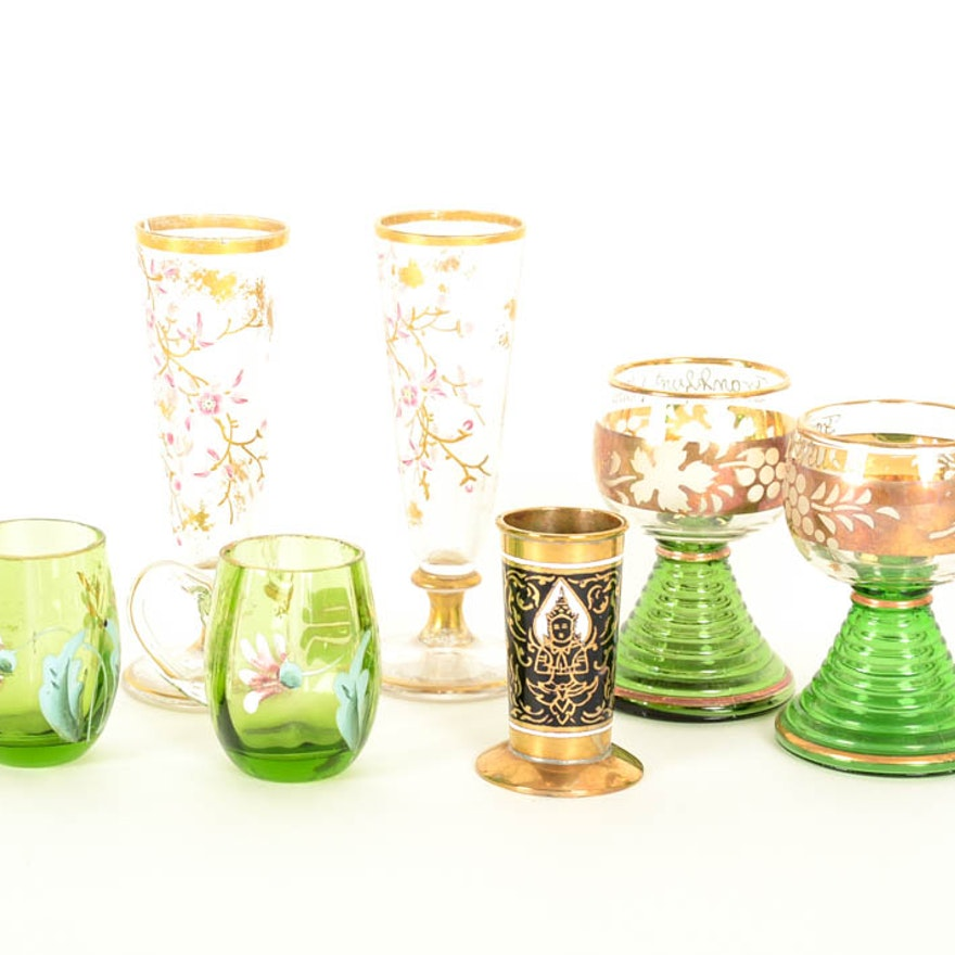 10968ad5e65 Collection of Bar Glasses   EBTH