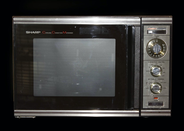 Sharp R 90gc High Speed Convection And Microwave Oven Ebth
