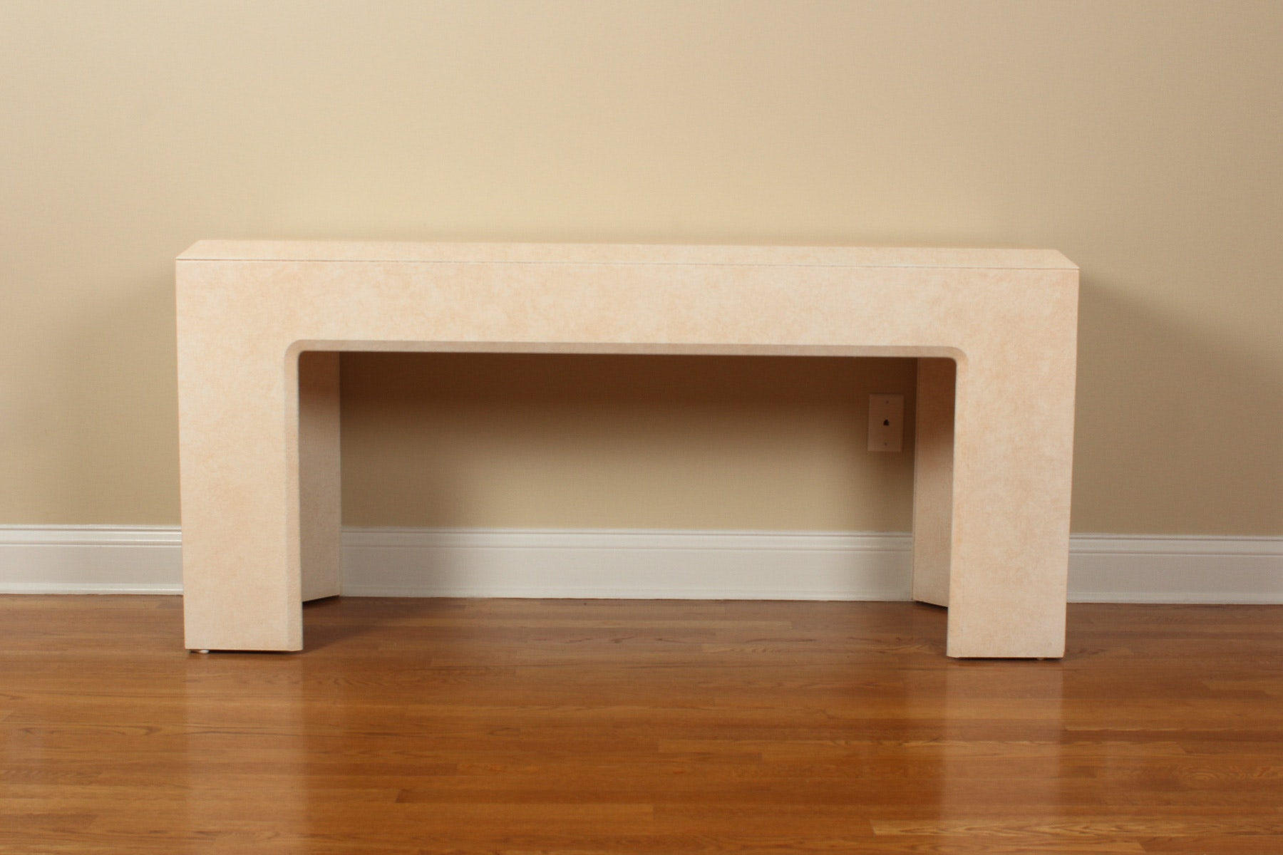Modern Console Table By Lane Furniture
