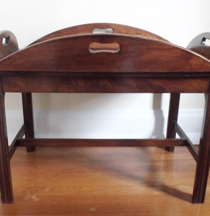 Butler Style Coffee Table : EBTH