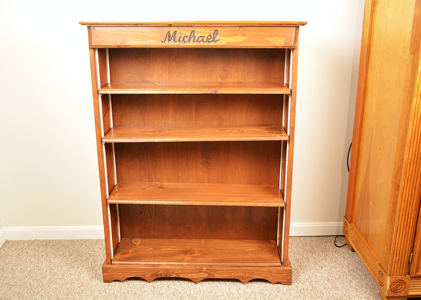 Luxury Plans To Build Knotty Pine Bookcases PDF Plans
