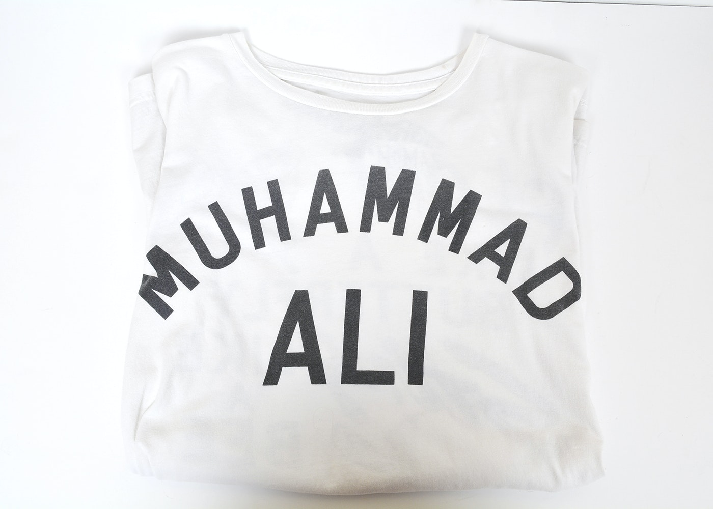 muhammad ali t shirt ebth. Black Bedroom Furniture Sets. Home Design Ideas