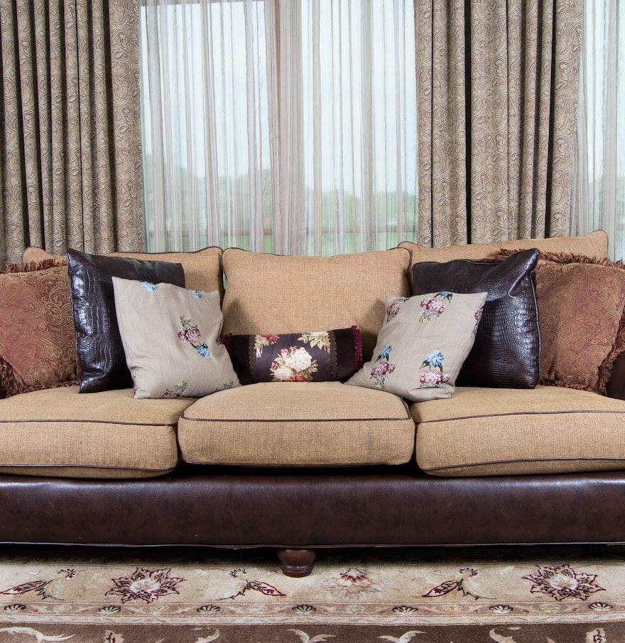 Stratford Sofa By Walter E Smithe Ebth