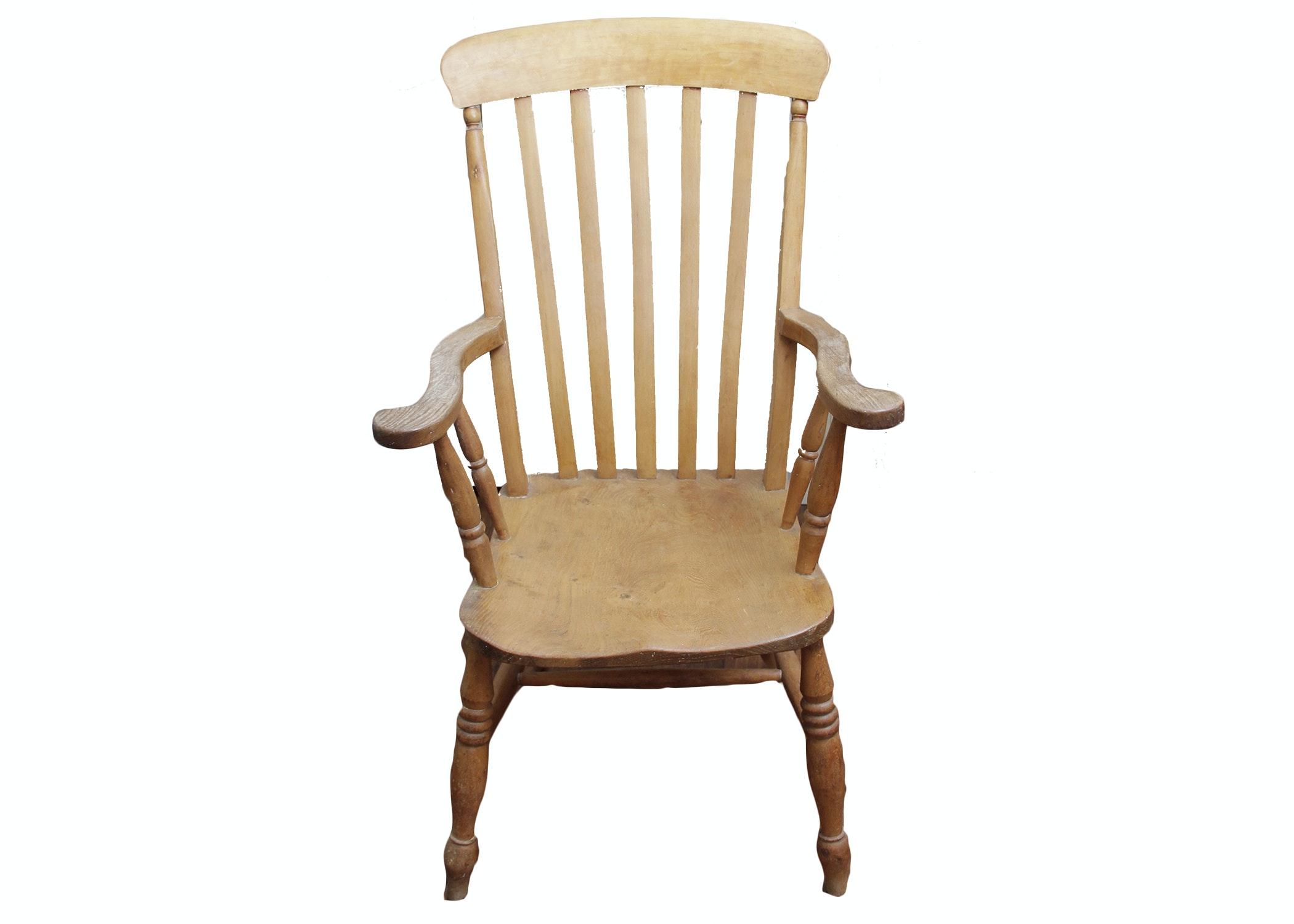 Maple High Back Captains Chair EBTH : 15DAL029Sep0820152900jpgixlibrb 11 from ebth.com size 1400 x 1000 jpeg 85kB