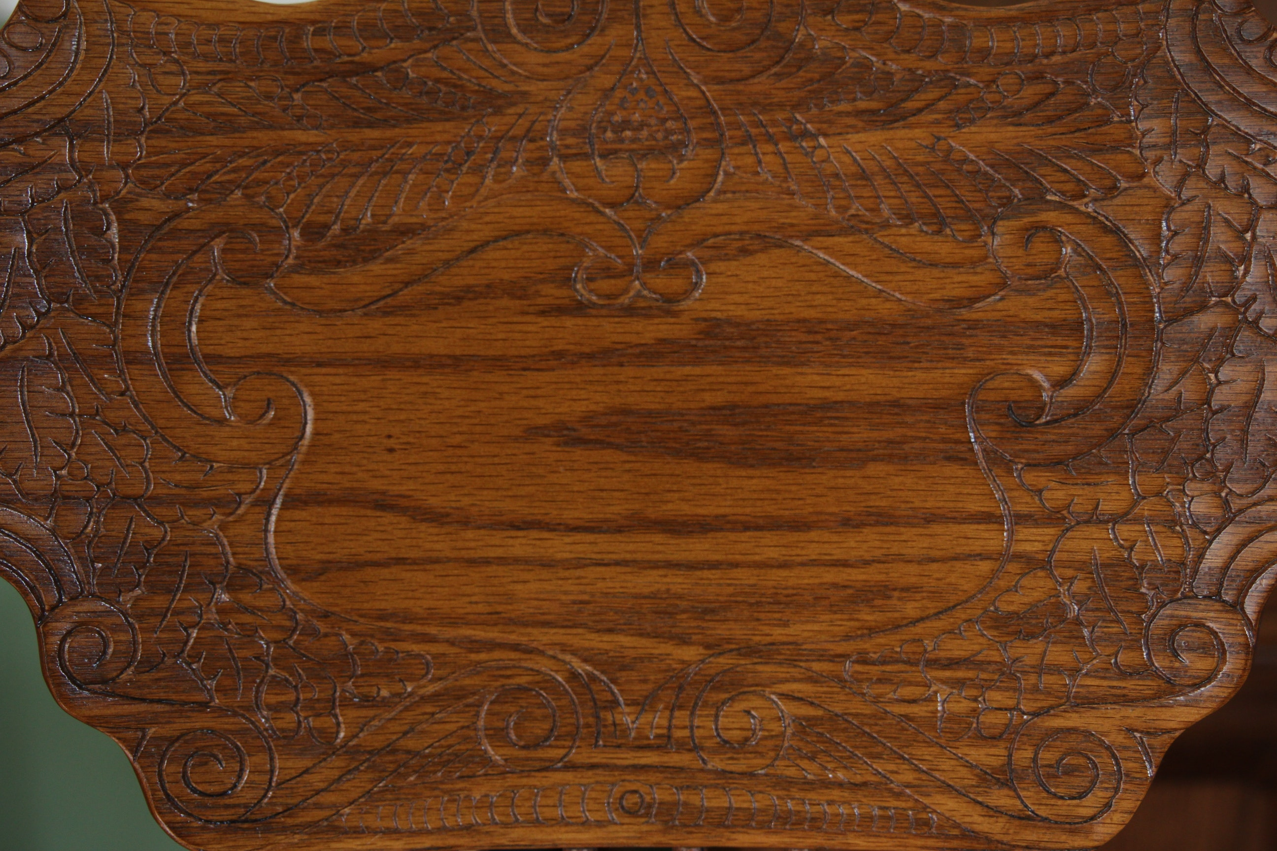 Oak Dining Table and Six Chairs EBTH : IMG0105JPGixlibrb 11 from www.ebth.com size 1400 x 933 jpeg 342kB