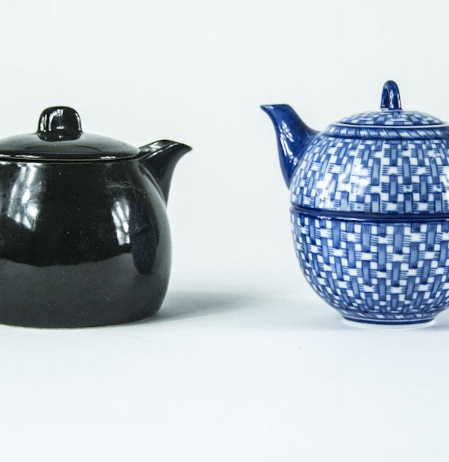 Small Teapots Ebth