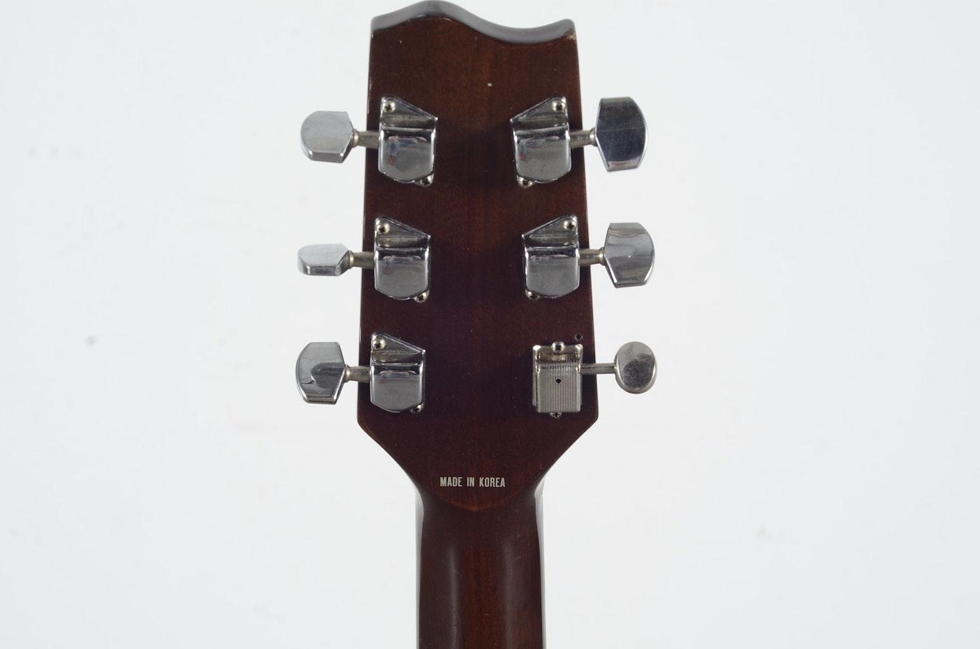 fender gemini ii e acoustic electric guitar ebth. Black Bedroom Furniture Sets. Home Design Ideas