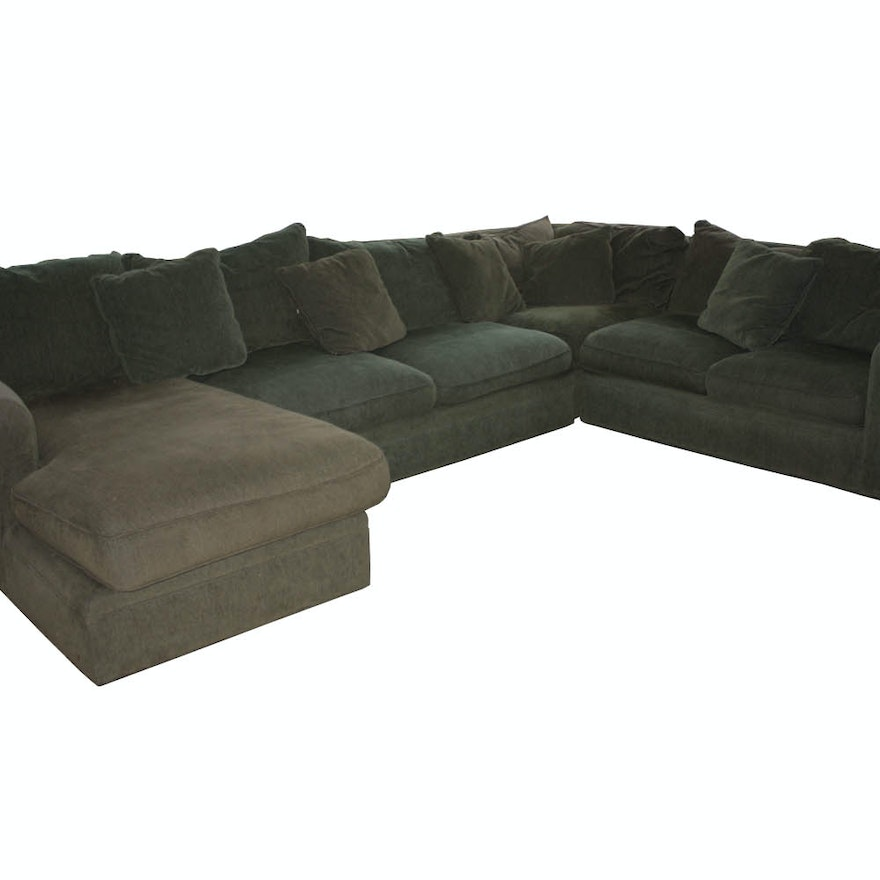 Mccreary Sectional Sofa Mccreary Modern Four Piece