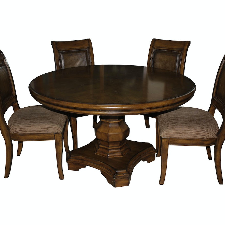 Ashley Table And Chairs: Ashley Furniture 'Maressa' Dining Table And Chairs : EBTH