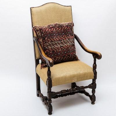 Faux Antique Chair - Online Furniture Auctions Vintage Furniture Auction Antique