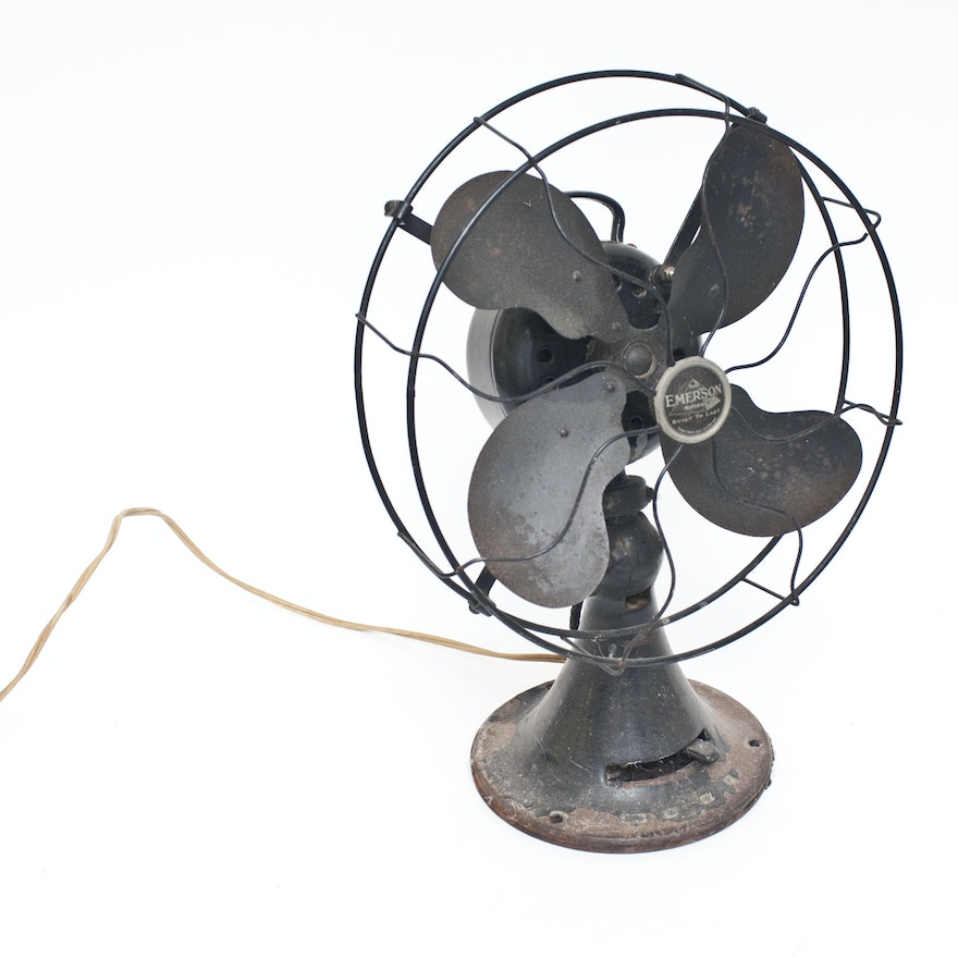 Vintage Emerson Electric Fan