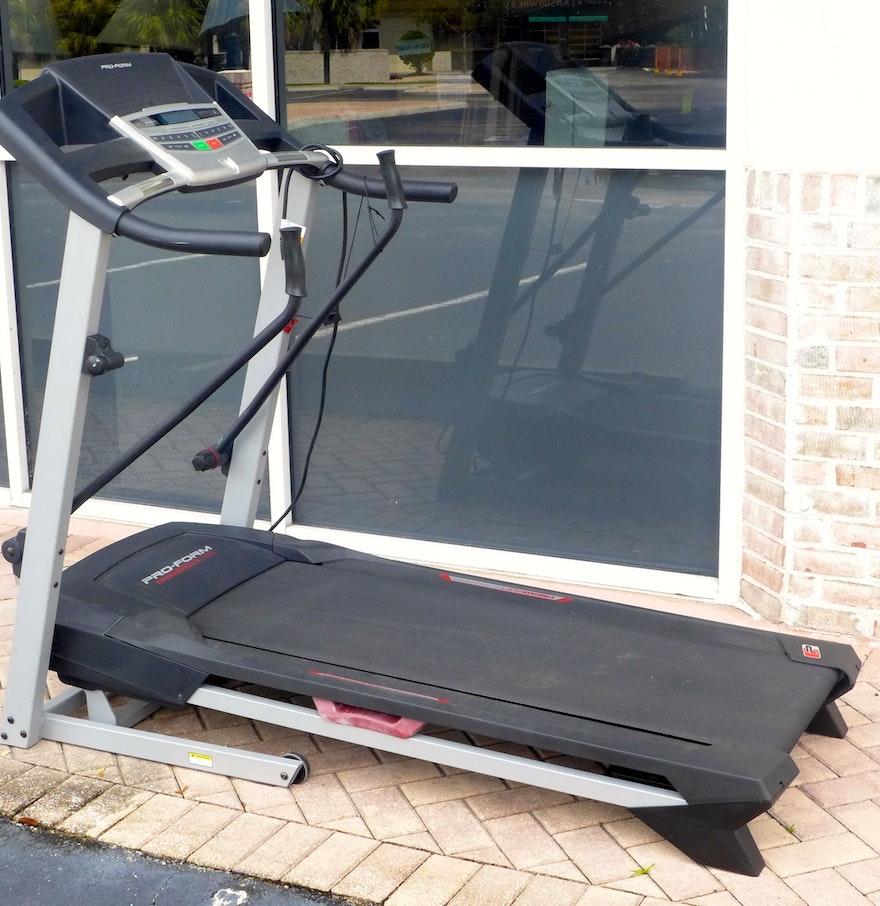 Proform Treadmill 590 User Manual