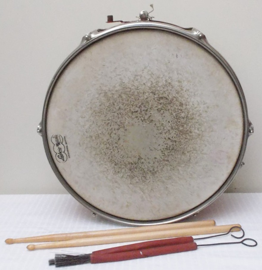 Remo Weather King Sound Master Snare Drum Ebth