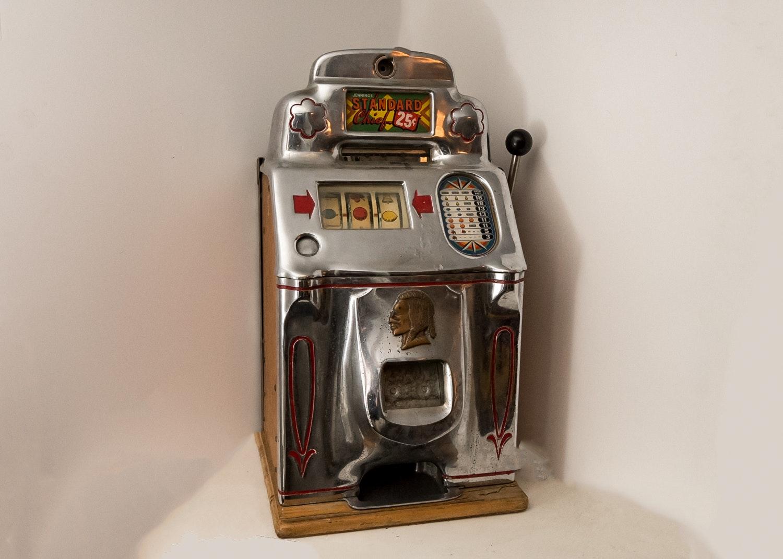 Jennings standard chief slot machine gambles hardware kalona ia