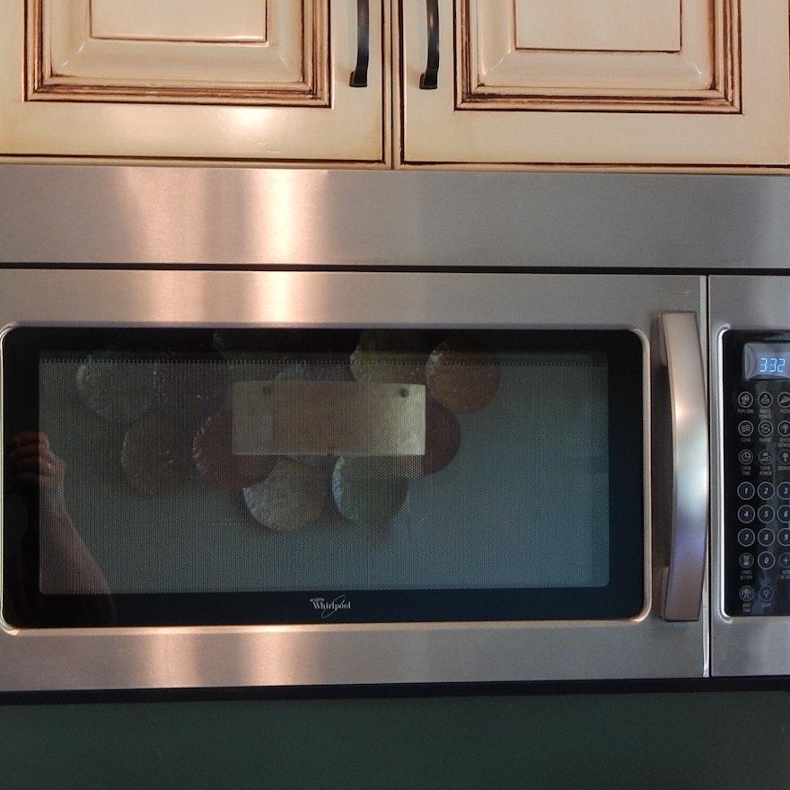 Whirlpool Wall Mounted Microwave