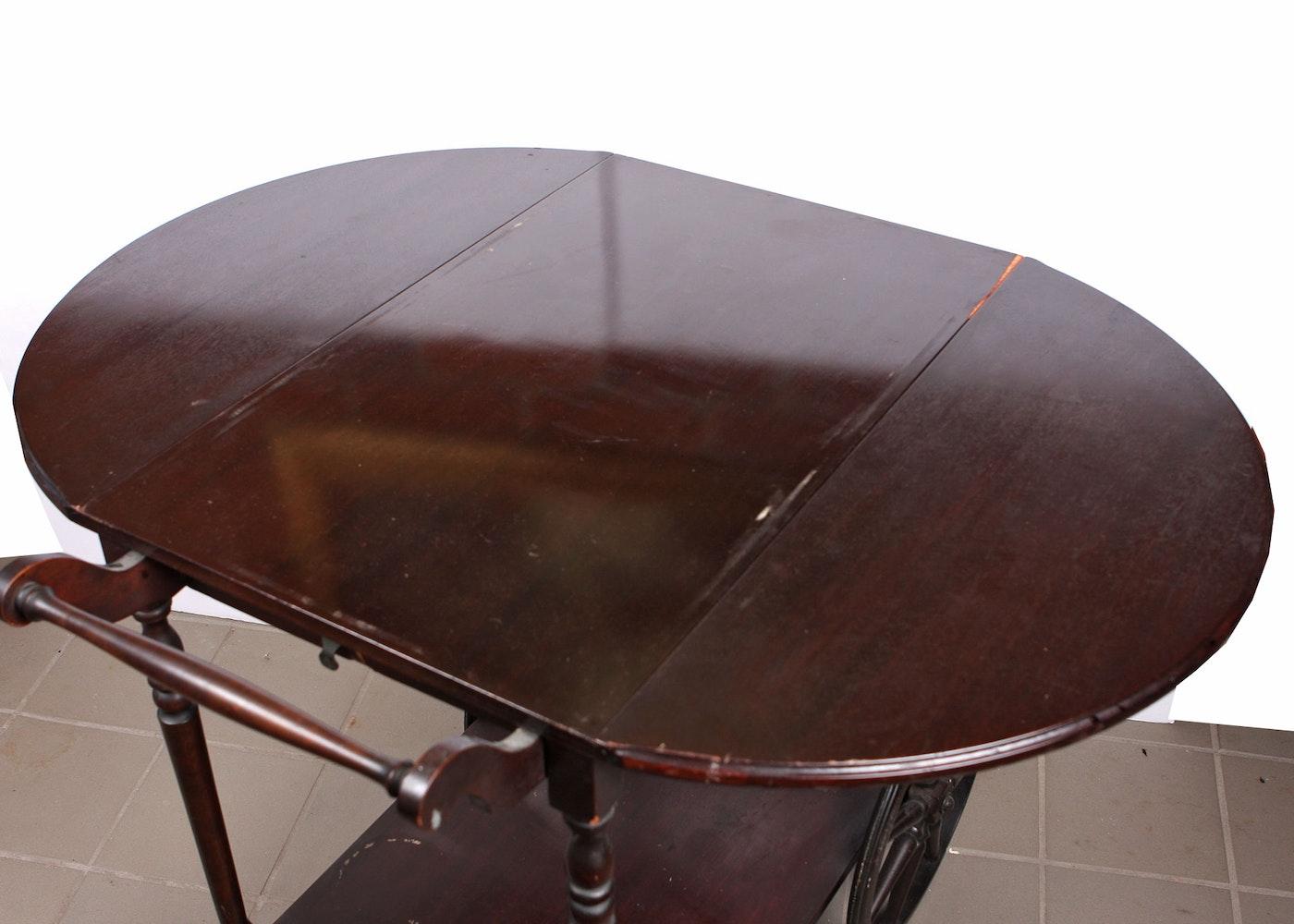 1920s Tea Cart By Paalman Furniture Ebth