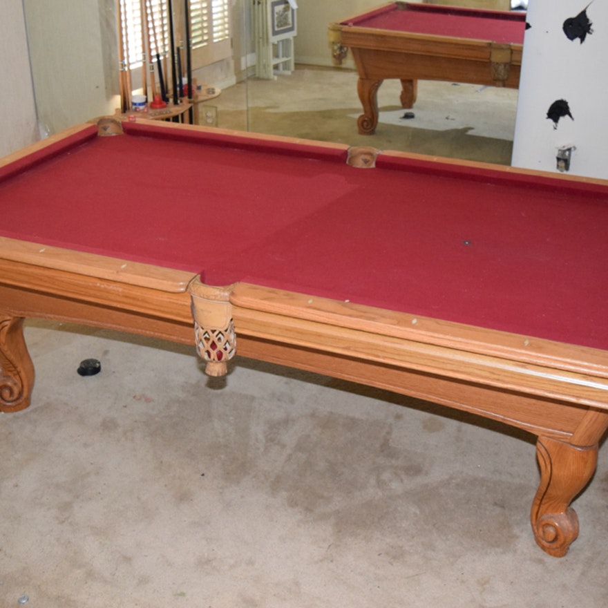 Pool Table By AMF
