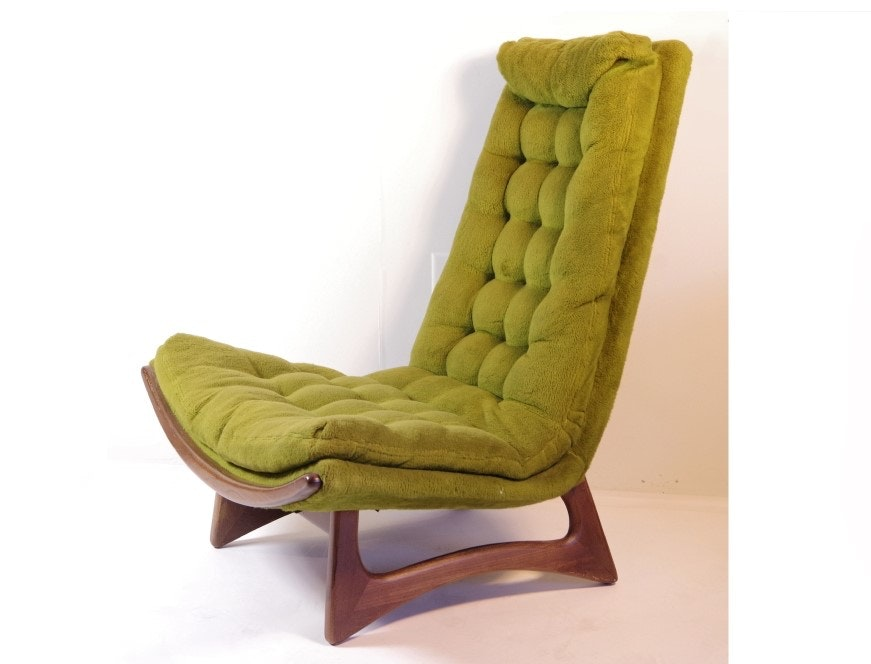 Adrian Pearsall Vintage Lounge Chair ...
