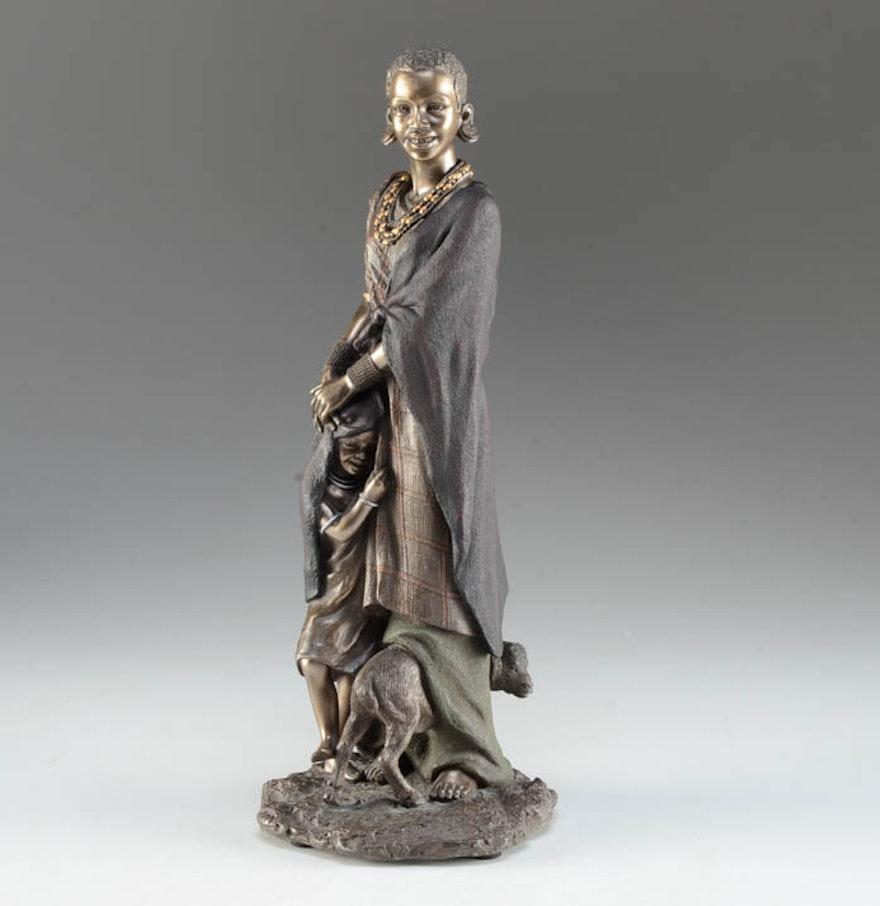 Blue apron ebt -  Soul Journeys Limited Edition Maasai Figurine