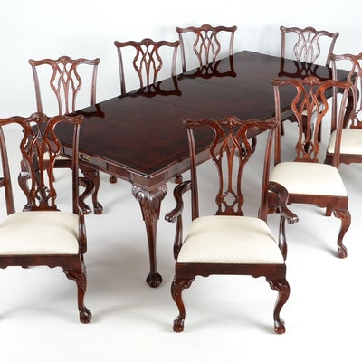 Chippendale Style Dining Set By Century Furniture