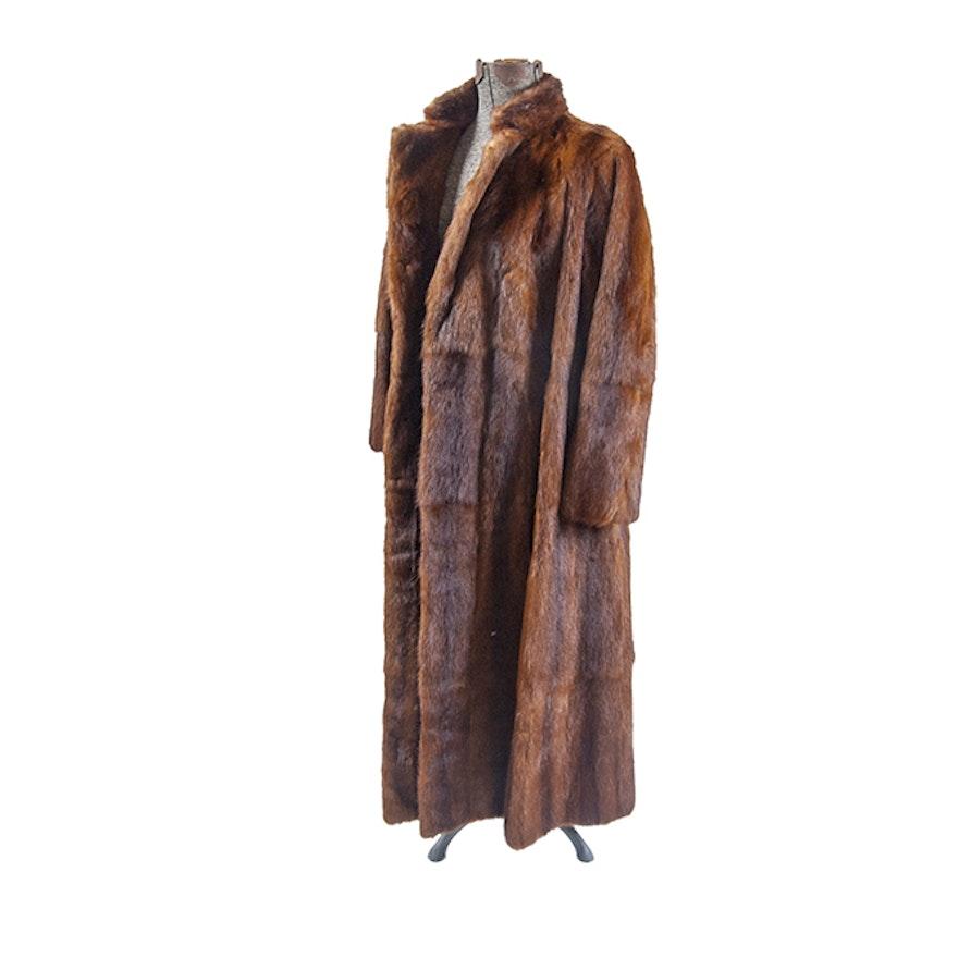 Chinese Mink Coat