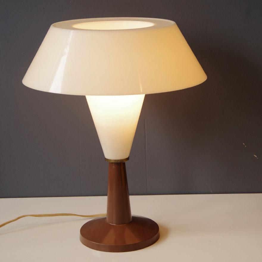 Northside Auto Sales >> Vintage C.N. Burman Plastic Table Lamp 1964 : EBTH