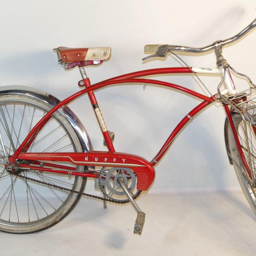 Vintage Huffy 'Fury' Men's Bicycle