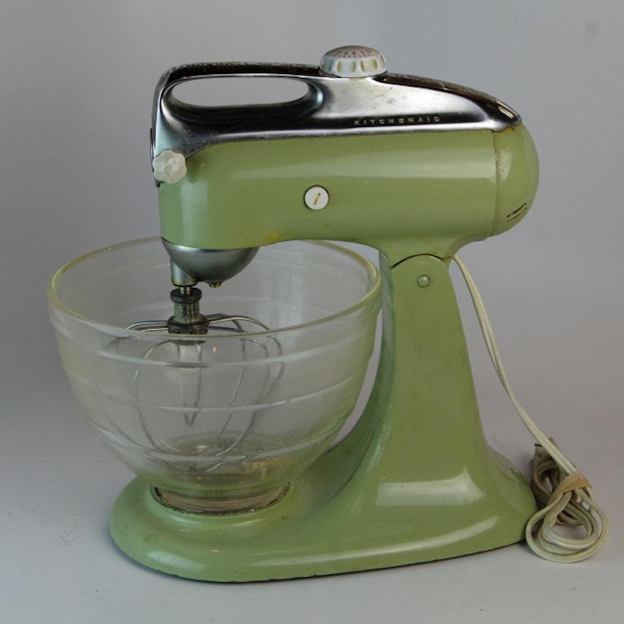 Northside Auto Sales >> Vintage Kitchenaid Mixer in Sage Green | EBTH