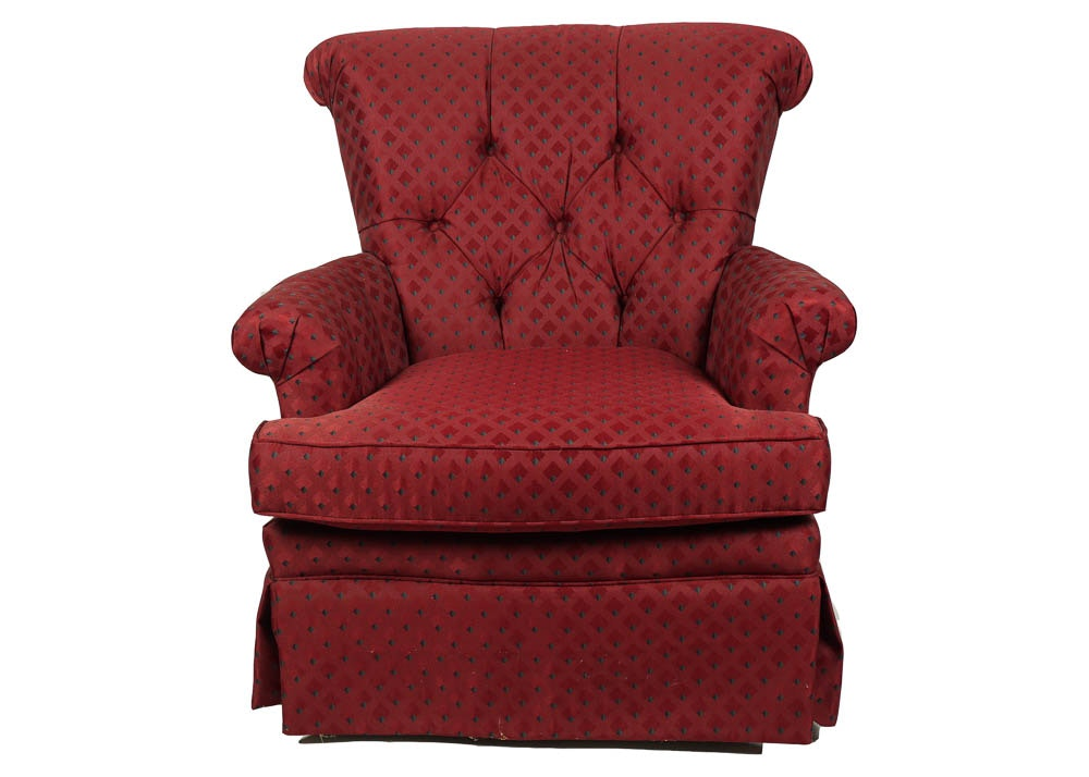 Pembrook Chair Corp Upholstered Rocking Chair ...