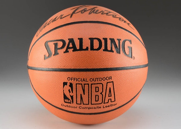 20071701 additionally 2400991 Oscar Robertson Full Name Signed Basketball besides Schools education furthermore November 24 also AuctionCategory. on oscar robertson cincinnati house