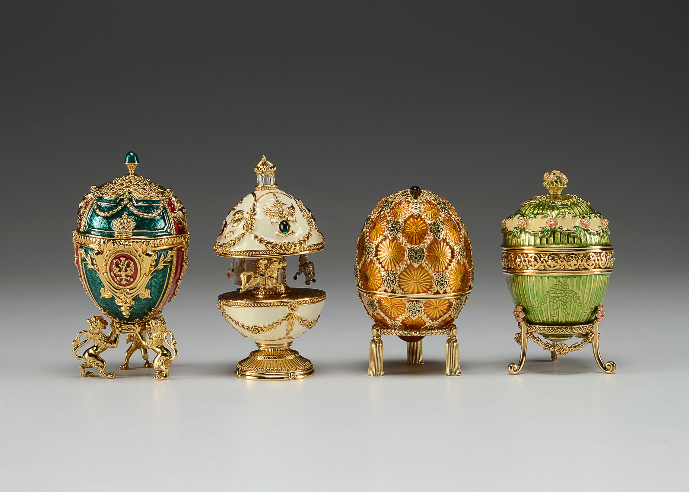 Faberge Egg Collection Pictures To Pin On Pinterest
