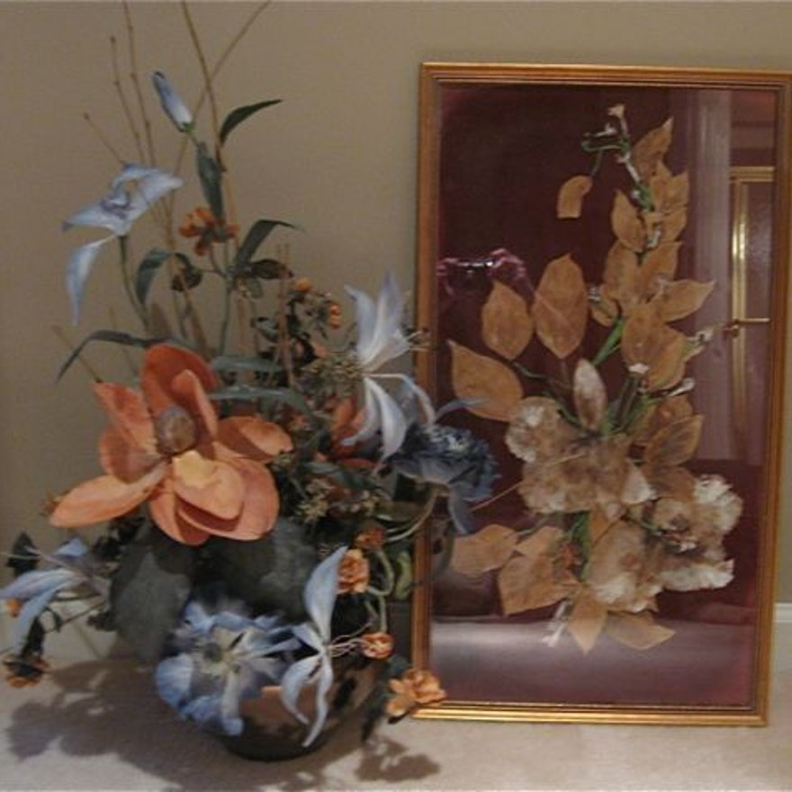 Floral Art and Arrangement