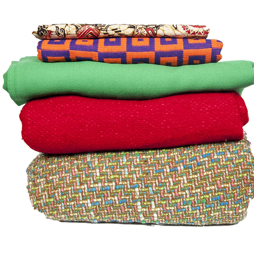Collection of Textiles