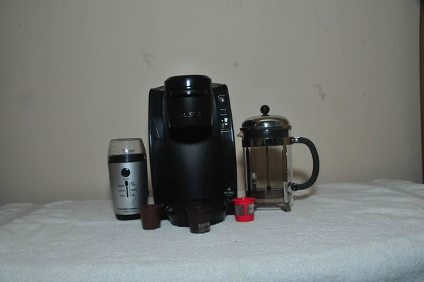 Cuisinart Coffee Maker Replacement Grinder : Coffee Makers and Cuisinart Coffee Grinder : EBTH