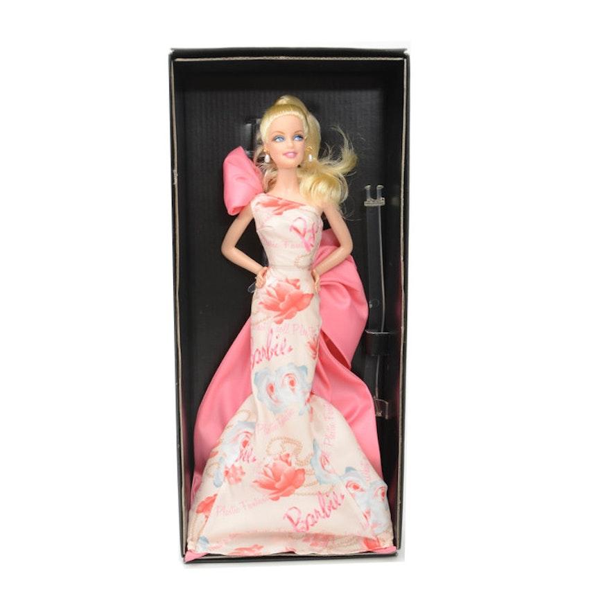 """Avon """"Rose Splendor"""" Barbie"""