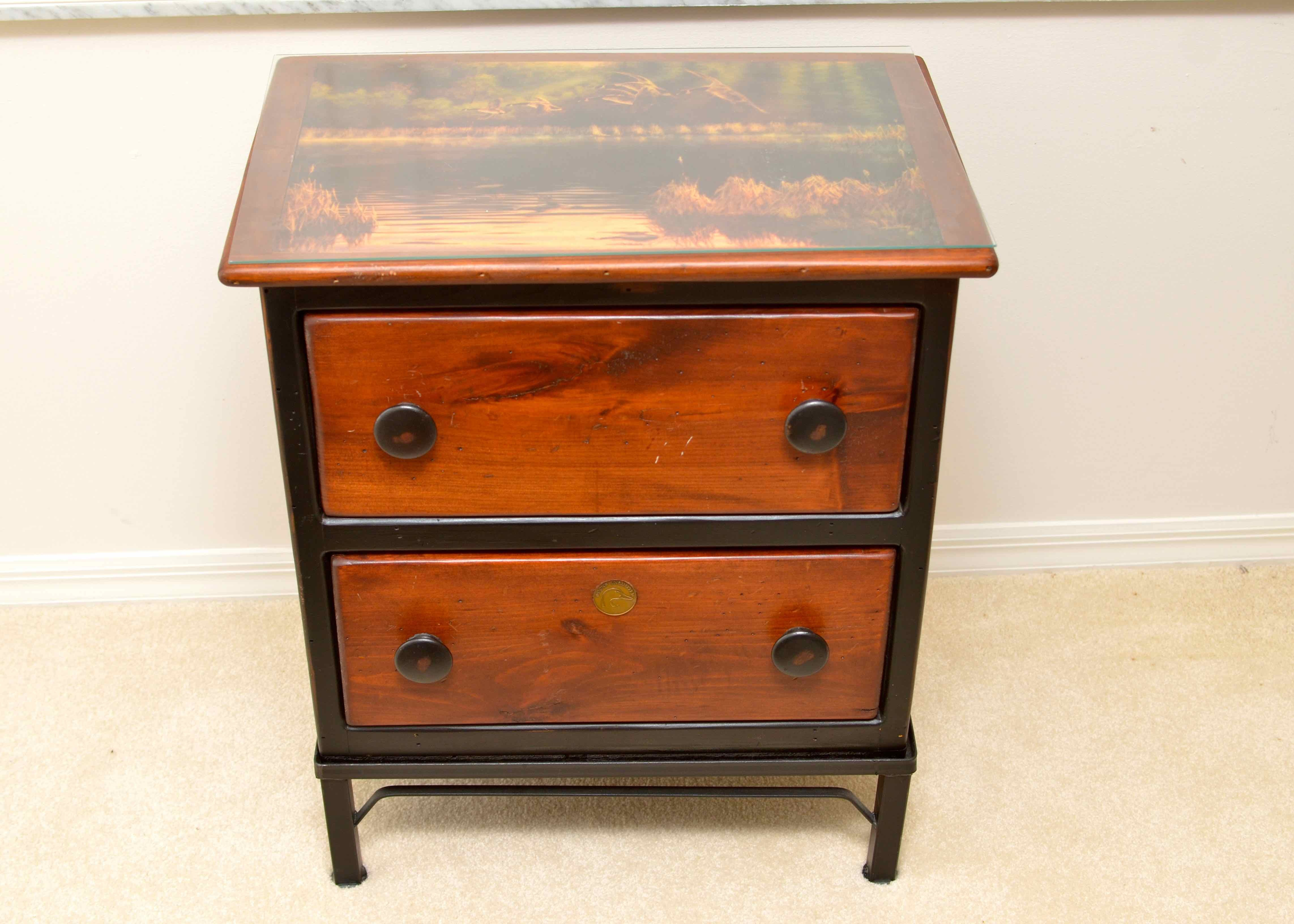 Ducks Unlimited End Table ...
