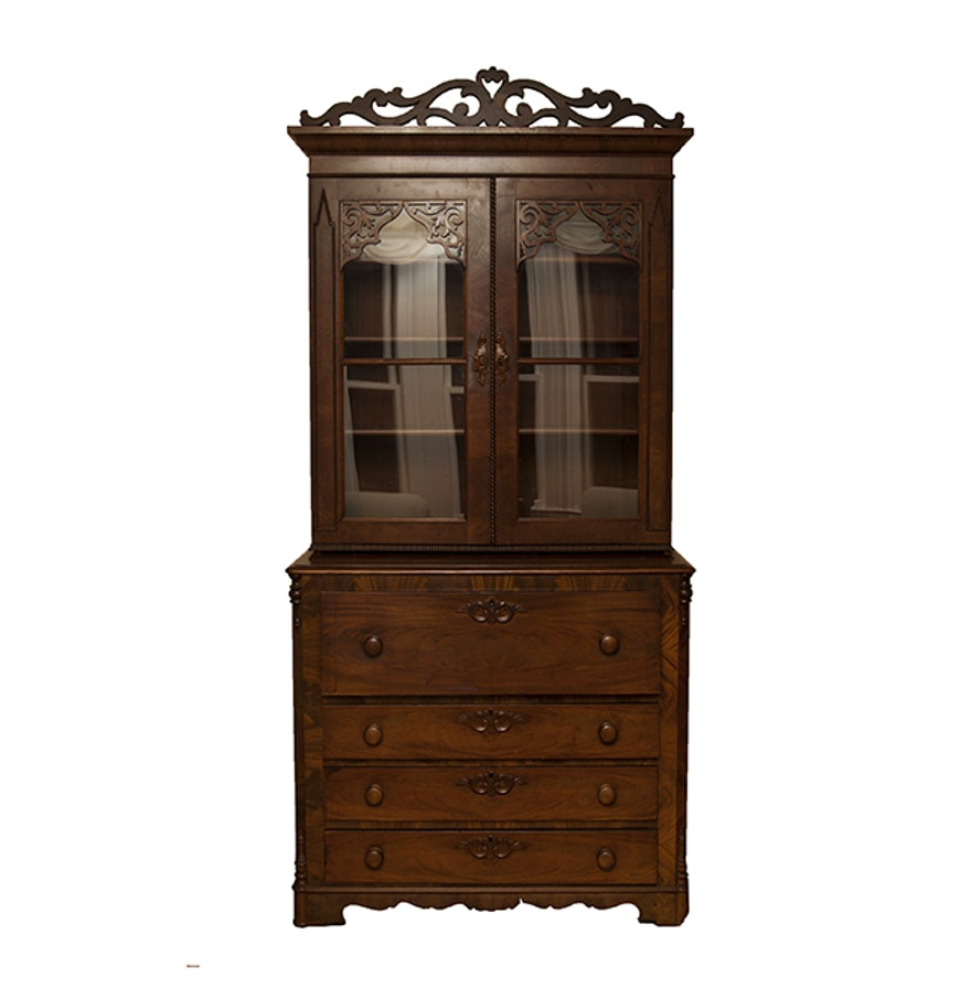 Antique Secretary Desk : EBTH