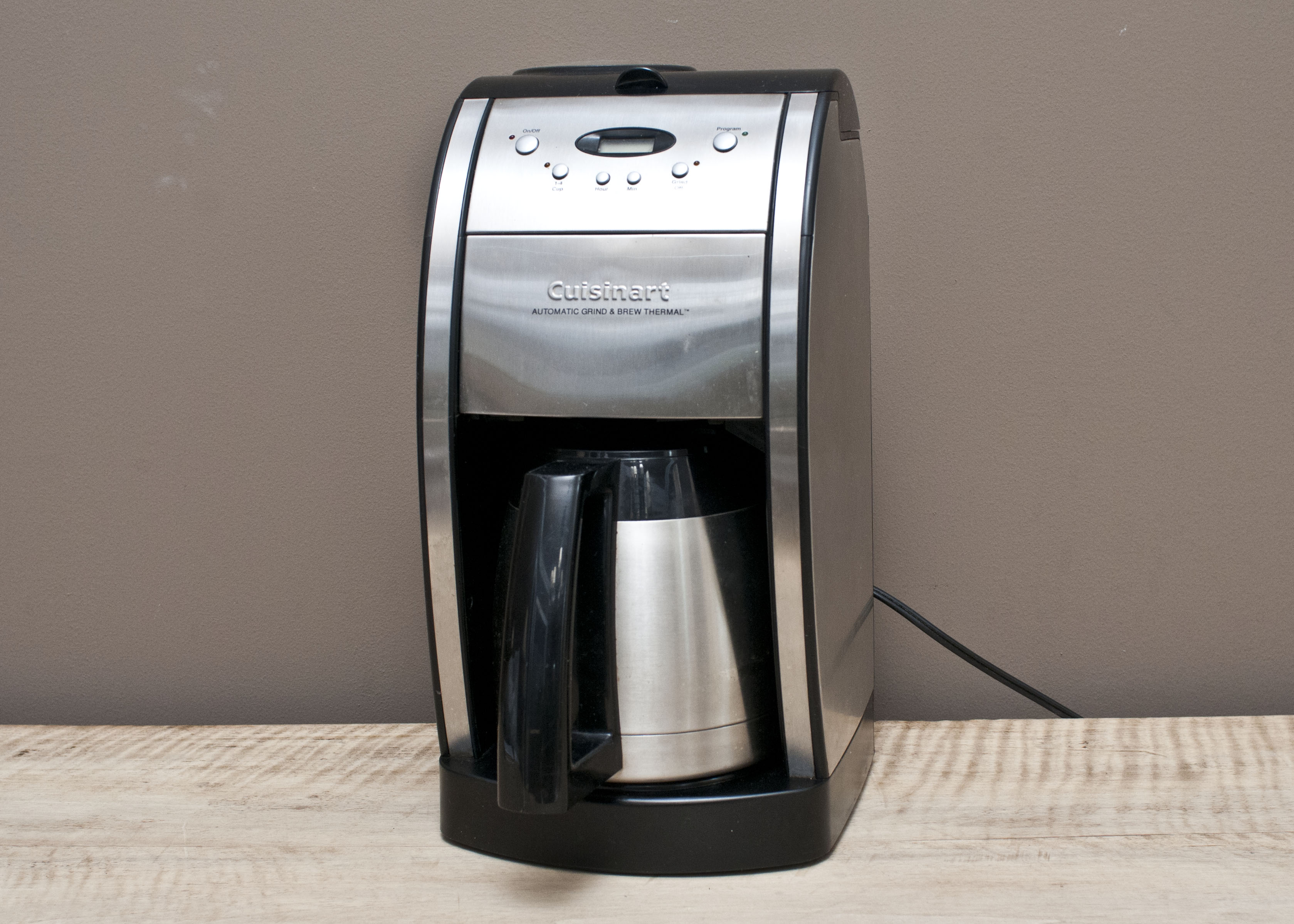 Cuisinart Automatic GrindBrew Thermal EBTH
