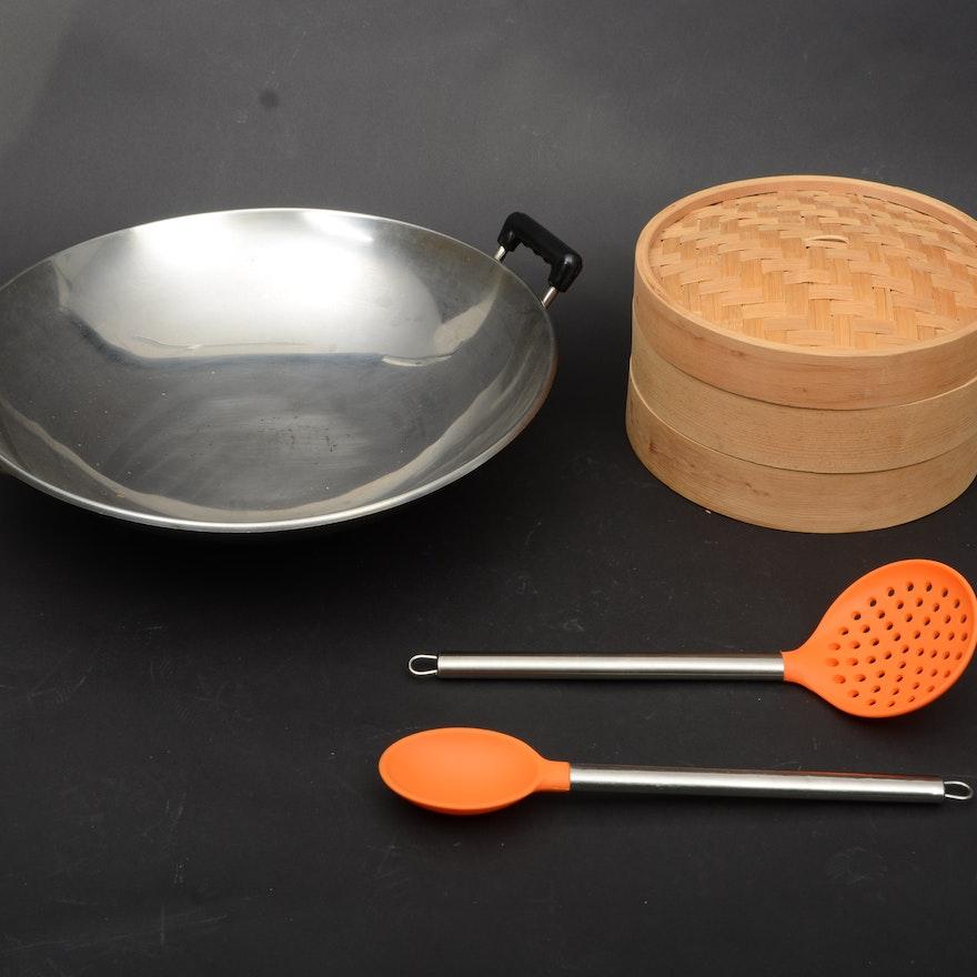 Asian Cookware Set