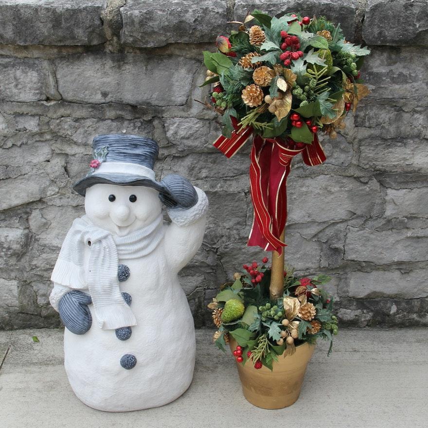 oversized christmas decorations