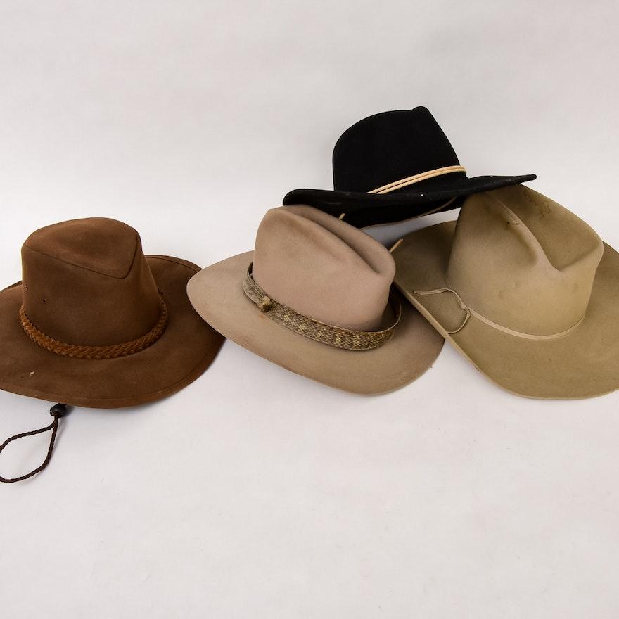 ba6cde90b18ca Men s Cowboy Hats   EBTH