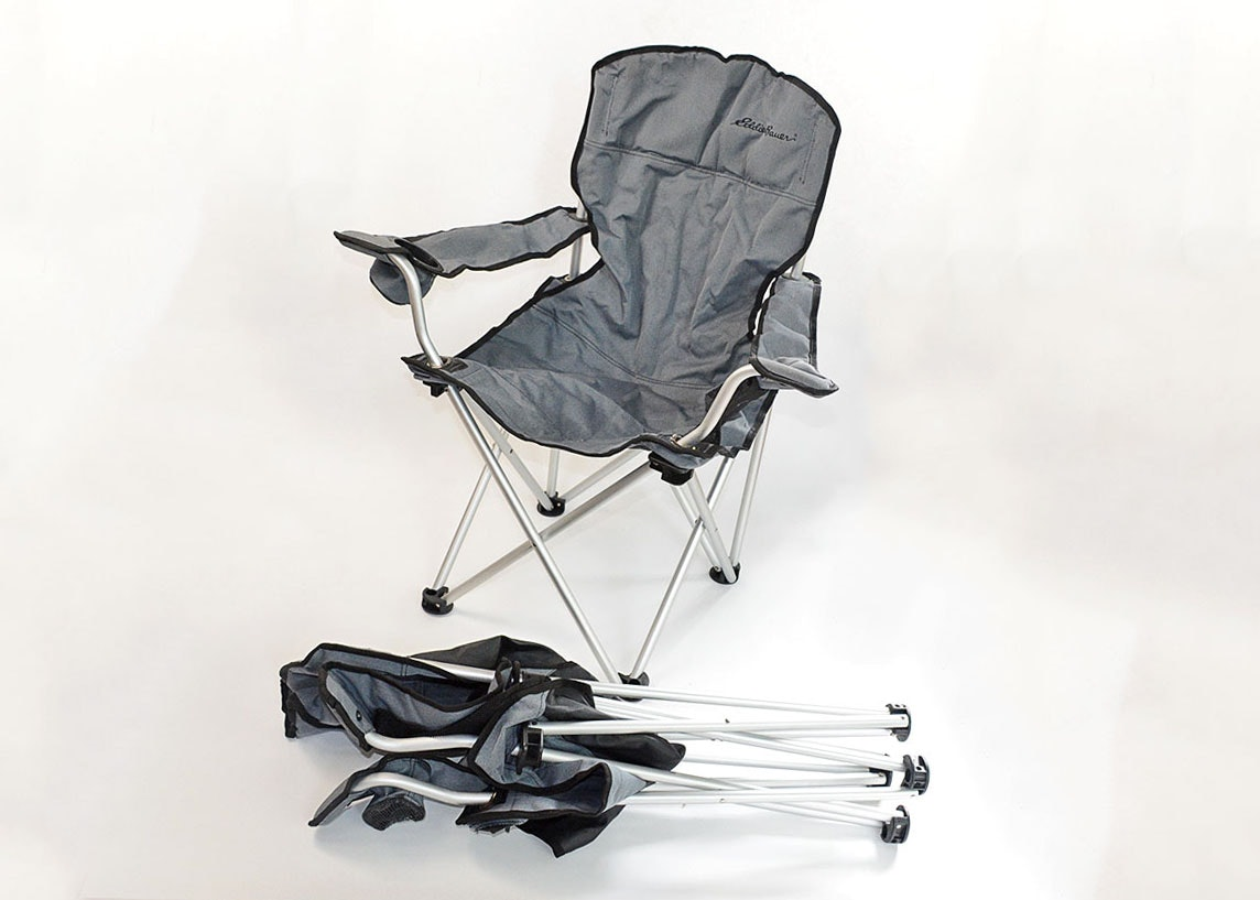 Delicieux Pair Of Camping Chairs By Eddie Bauer ...