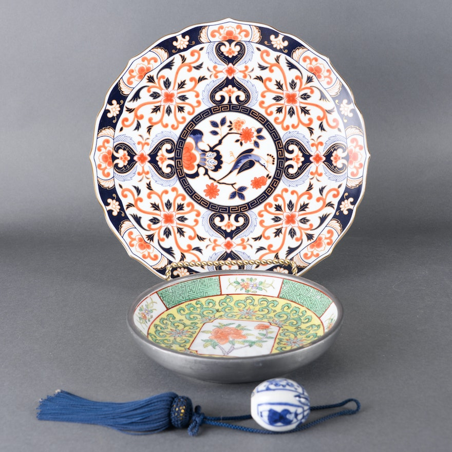 Asian-Inspired Decorative Items