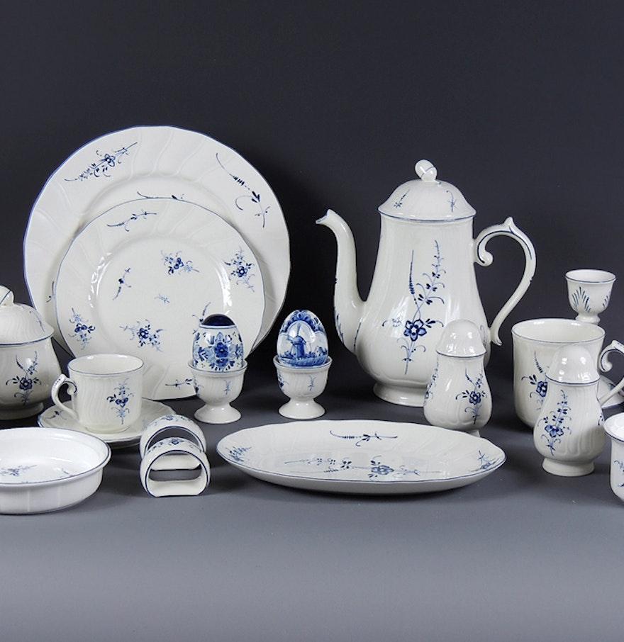 Villeroy boch china tableware ebth for Villeroy boch sale