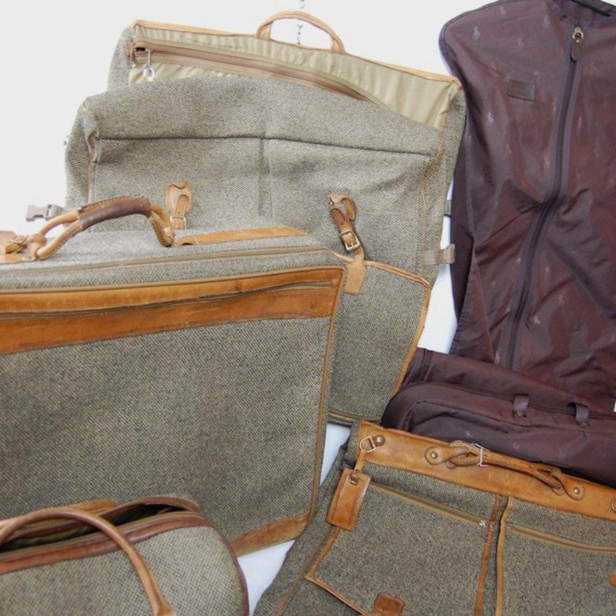 1e9988de9d12 Vintage Hartman and Ralph Lauren Luggage   EBTH